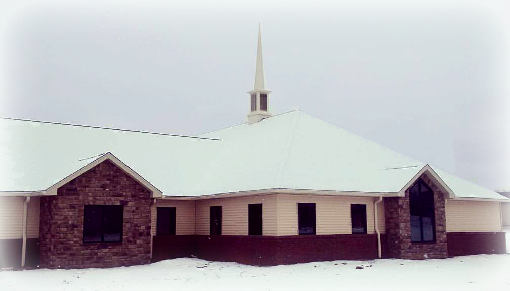 church-with-snow